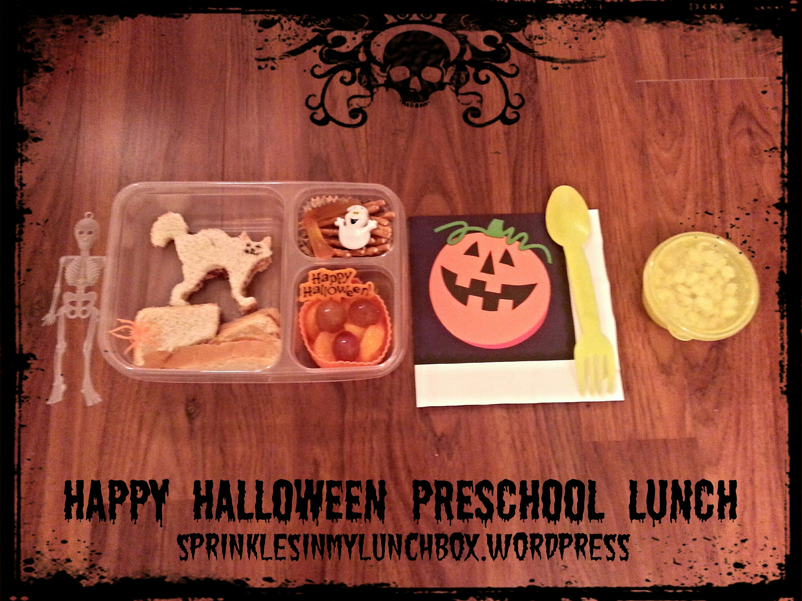 HappyHalloweenLunch